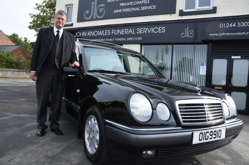 Funerals in North Wales
