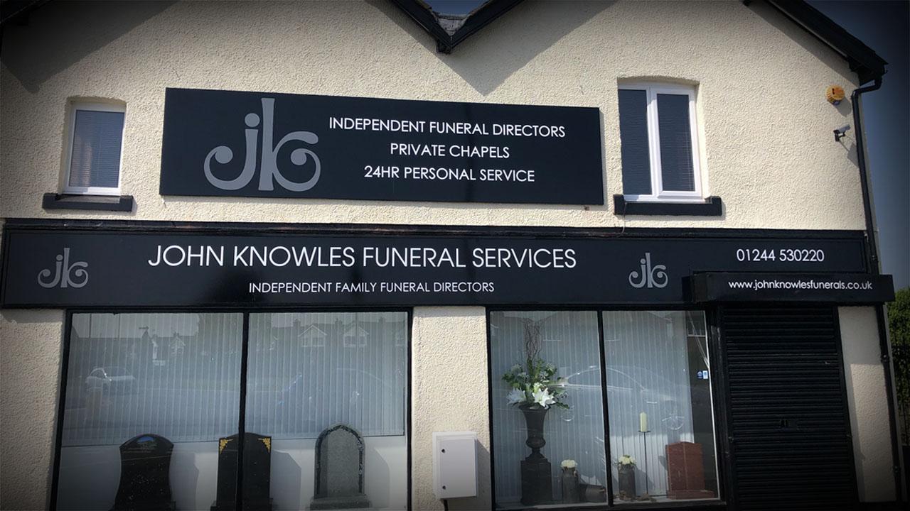 Funeral Directors in Ewloe